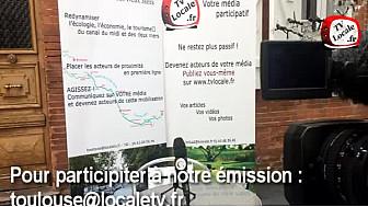 #RDV_Eco @TvLocale_fr : Francis SANCHEZ de la SAS Canoé 31 @TvLocale_fr