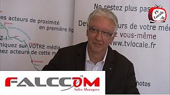 #RDV_Eco @TvLocale_fr : Formations 2.0 avec SAS Falccom d'André LAFENETRE #SeriousGame