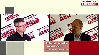 Antoine Lebreton #mismo #interview #lesrendezvouseconomiques #nouvellestechnologies LRE29MAI