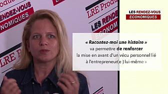 Aurélie Ollivier Les Rendez-vous Économiques à La roche sur Yon #interview