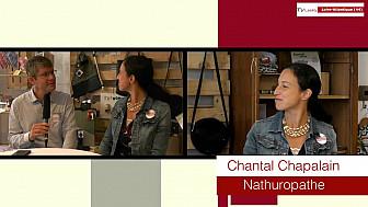 Les Rendez-vous Économiques Chantal Chapalain - Naturopathe @interview
