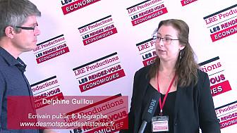 Delphine Guillou - Écrivain Public - Le Développement Personnel du Dirigeant #lesrendezvouseconomiques