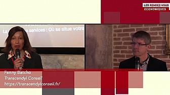 Les Rendez-vous Économiques Fanny Batcho  #stnazaire #entrepreneur #qualitédesservices