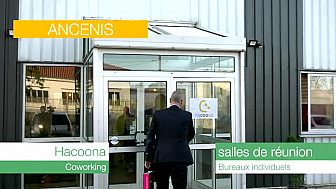 Inauguration Hacoona #reportage #interview #coworking #ancenis