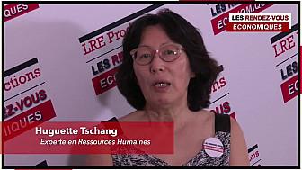 Huguette Tschang Les Rendez-vous Économiques #vendée #laochesuryon #entrepreneur #réseauxprofessionnels #interview #LRE22MAI