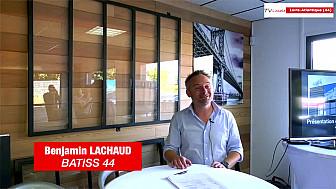 Les Rendez-vous Économiques Benjamin Lachaud - BATISS 44