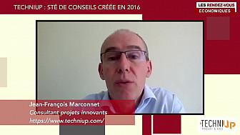 Jean-François Marconnet : Techniup