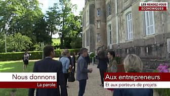 Le bien-être au travail : Les rendez-vous économiques au Château du Coing