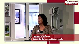 Les Rendez-vous Économiques Smartrezo Huguette Tschang #interview #éco-engagement
