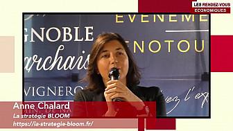 Les Rendez-vous Économiques Smartrezo 13/12 Anne Chalard #entreprendre #valorisersonofffrecommerciale #prospectionagreable