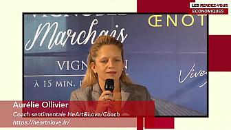Les Rendez-vous Économiques Smartrezo 13/12 Aurélie Ollivier #entreprendre #valorisersonofffrecommerciale #prospectionagreable
