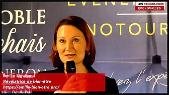 Les 'Rendez-vous Économiques Smartrezo' 13/12 Émilie Sigoignet #entreprendre #valorisersonofffrecommerciale #prospectionagreable