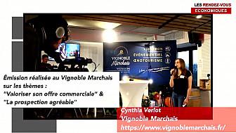 Les Rendez-vous Économiques Smartrezo 13/12 Vignoble Marchais Présentation #entreprendre #valorisersonofffrecommerciale #prospectionagreable