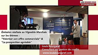Les Rendez-vous Économiques Smartrezo 13/12 Louis Bourgarel #entreprendre #valorisersonofffrecommerciale #prospectionagreable