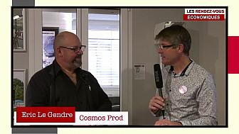 Les Rendez-vous Économiques Smartrezo Éric Le Gendre #interview #éco-engagement