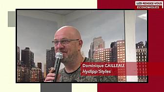 Les Rendez-vous Économiques Smartrezo 29/11 Dominique Cailleau / Hydro Dipping #interview #dématérialisation