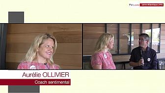 Les Rendez-vous Économiques Aurélie Ollivier Coach Sentimental @interview @heartnlove