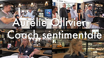 Les Rendez-vous Économiques Smartrezo : Aurélie Ollivier Coach Sentimentale @présentation