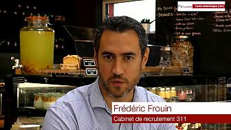 Les Rendez-vous Économiques Smartrezo : Frédéric Frouin Agence 311 Recrutement @interview