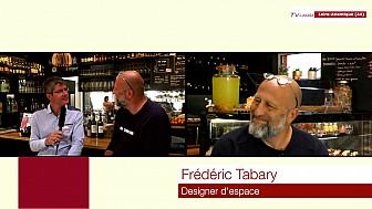 Frédéric Tabary Designer d'Espace  @interview