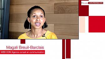 Les Rendez-vous Économiques Smartrezo :  Magali Breuil-Barclais