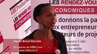 Magali Breuil-Barclais réagi à la crise sanitaire et aux défis qu'elle génère