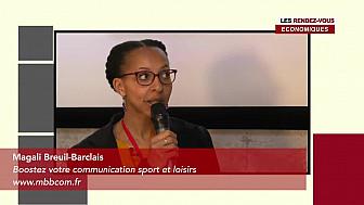 Les Rendez-vous Économiques Smartrezo :  Magali Breuil-Barclais #officecoffee #interview #communication #digital
