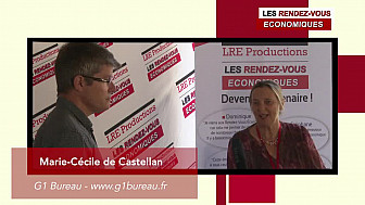Marie-Cécile de Castellan - G1 Bureau