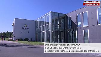 Les rendez-vous économiques chez MISMO #reportage #interview #nouvellestechnologies LRE29MAI