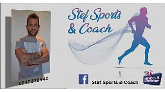 Stef Sports & Coach > Un coach sportif à votre disposition ! @sport @coach @Héric @loireatlantique @paysdelaloire @serviceàlapersonne @individuel @entreprise @collectif