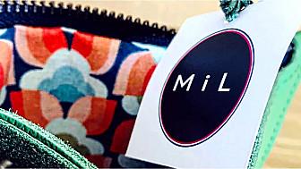 MiL, créateur de sacs et accessoires en cuir de fabrication française et raisonnée.