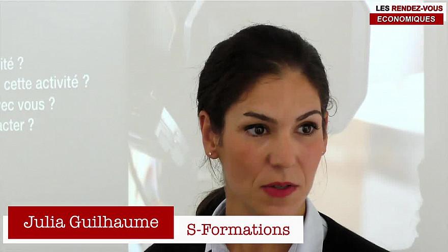 Les Rendez-vous Économiques Smartrezo : Julia Guilhaume  #CPME44 #interview #engagement #entrepreneur