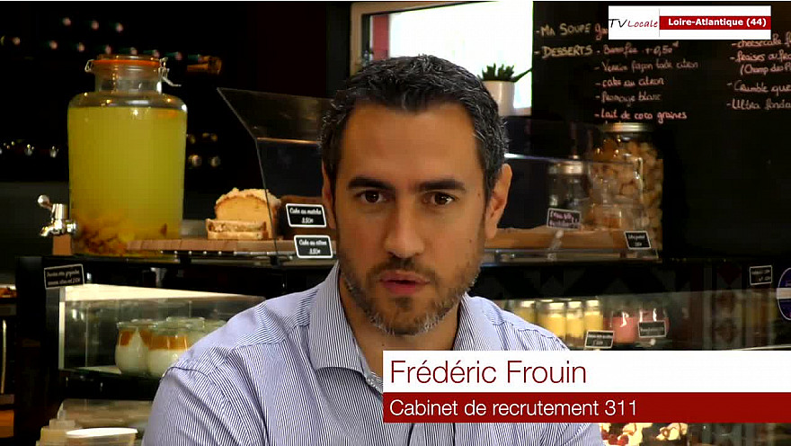 Frédéric Frouin Agence 311 Recrutement @interview