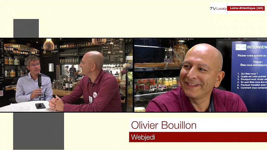 Olivier Bouillon Webjedi Expert digital @interview