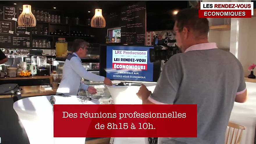 Les Rendez-vous Économiques assoTvLocale / présentation #interviews #teaser